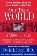 'Our Toxic World: A Wake Up Call' book cover